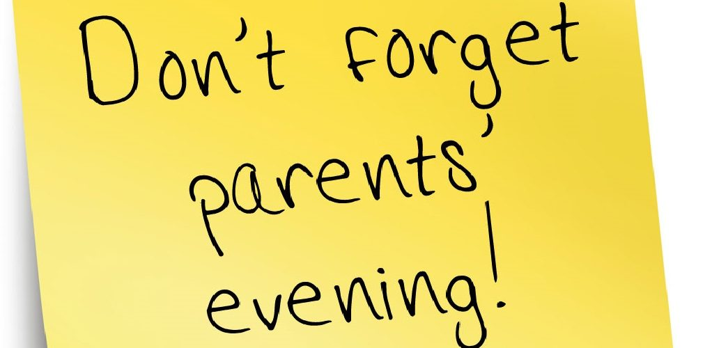 Whole School Parents Evening – Wednesday 16th October 2019