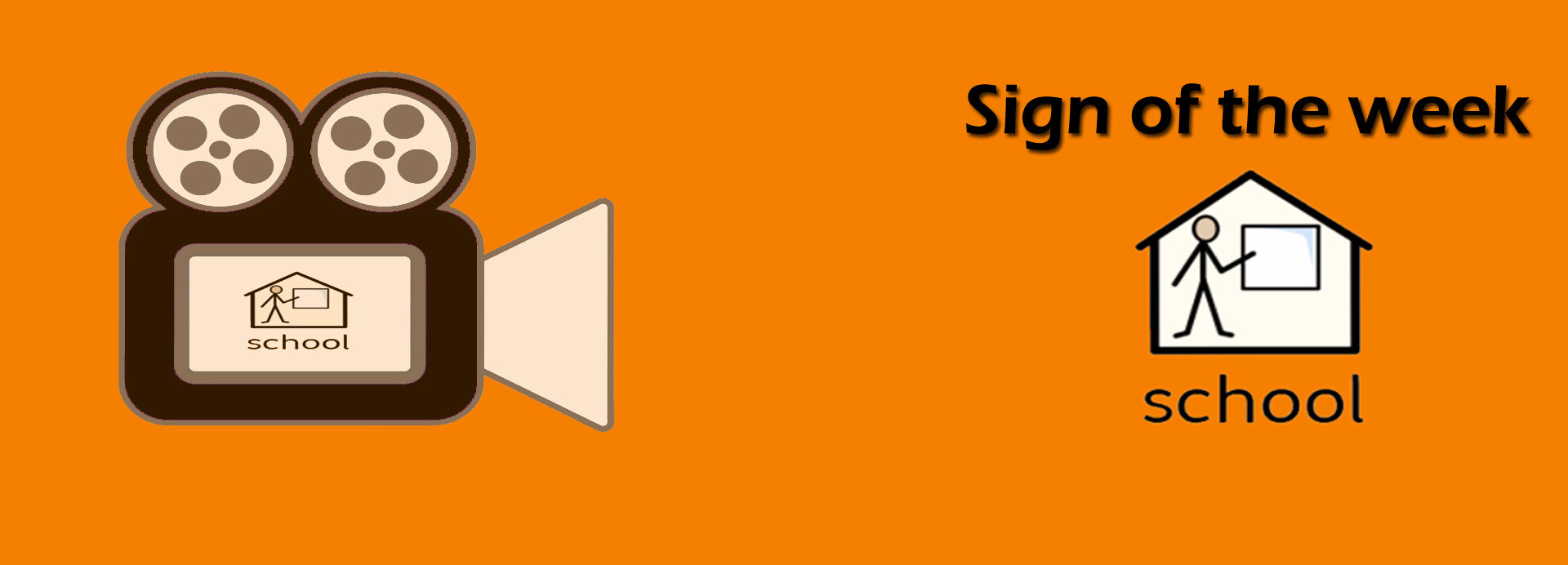 Sign of the Week Video 20th October 2020